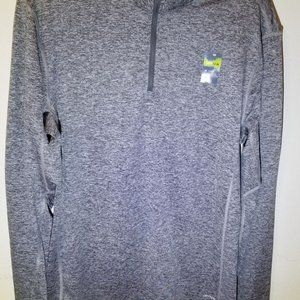 Mens Tek Gear DryTek Quarter-Zip Top